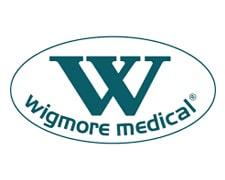 logo of wigmore medical anti-wrinkle injections supplier