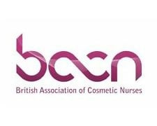 logo of british association of cosmetic nurses
